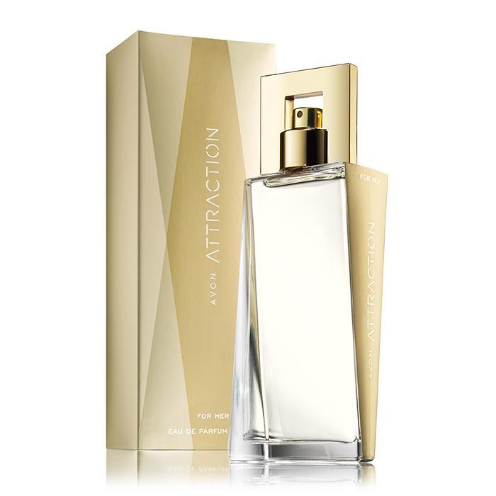 Attraction Eau de parfum 50ml
