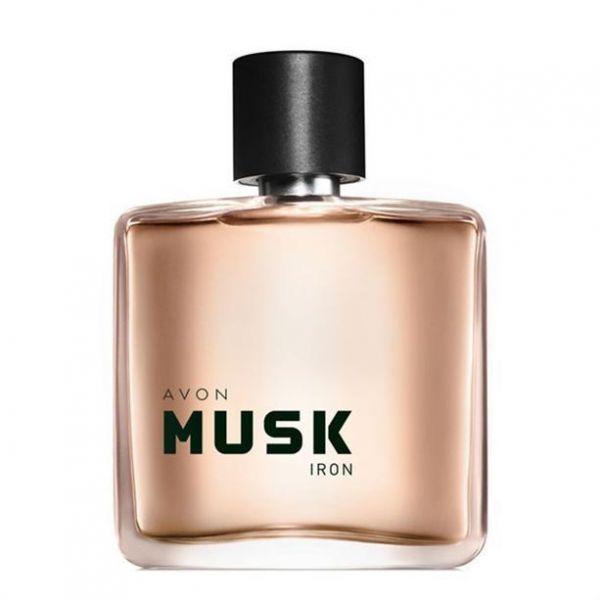Musk Iron Eau de toilette 75ml
