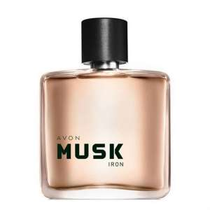 Musk Iron Eau de toilette 75ml