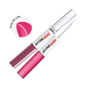Extra Lasting Plump & Stay Rouge à lèvres. Longue durée 8ml Pink for Life
