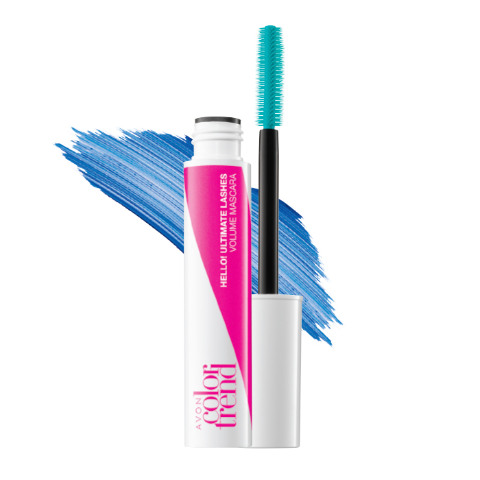 Hello! Colour Ultimate Lashes Volume Mascara 10ml Cotton Candy