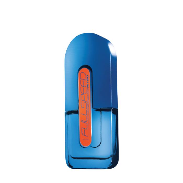 Full Speed Nitro Eau de Toilette Aromatique - frais 75ml