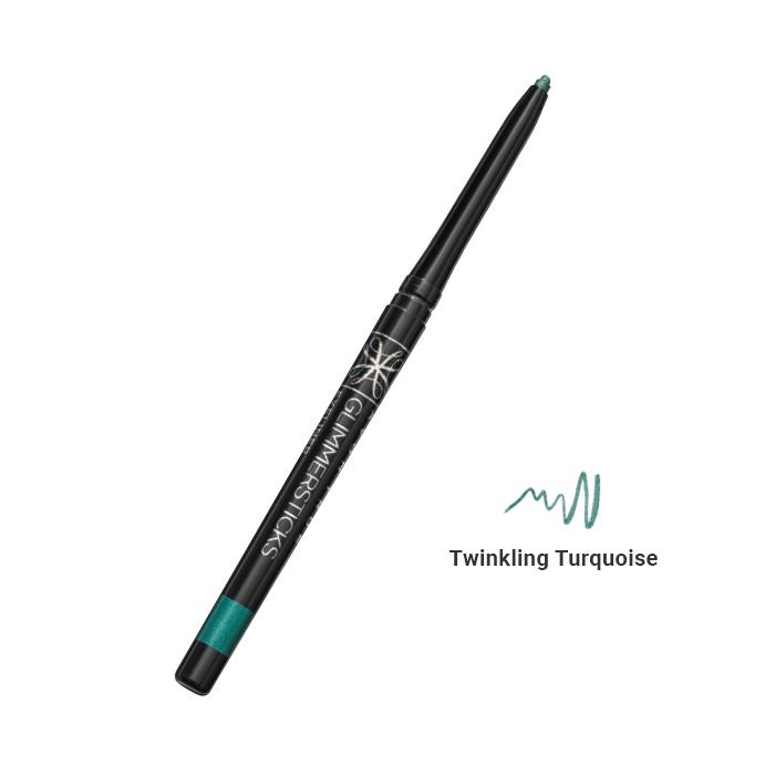 Colour Glimmerstick ligneur contour des yeux 0,28gr Twinkling Turquoise