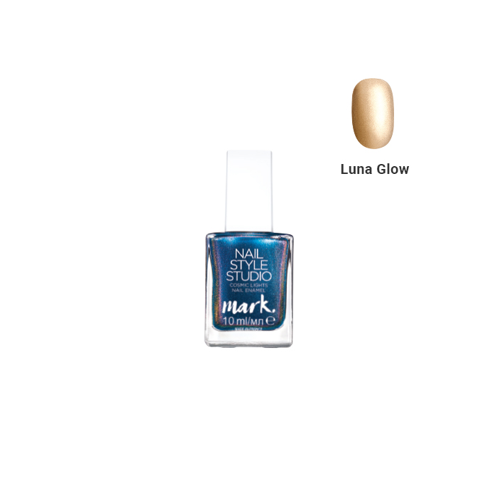 nail Style Studio Cosmic Lights Vernis à Ongles 10ml Luna Glow