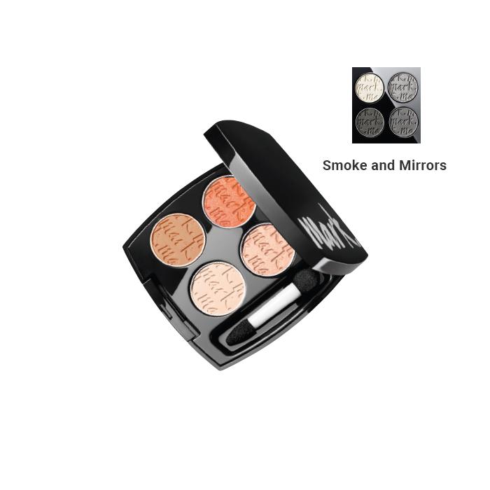 Epic Intense Mini-palette Ombre à paupières 5gr Smoke and Mirrors