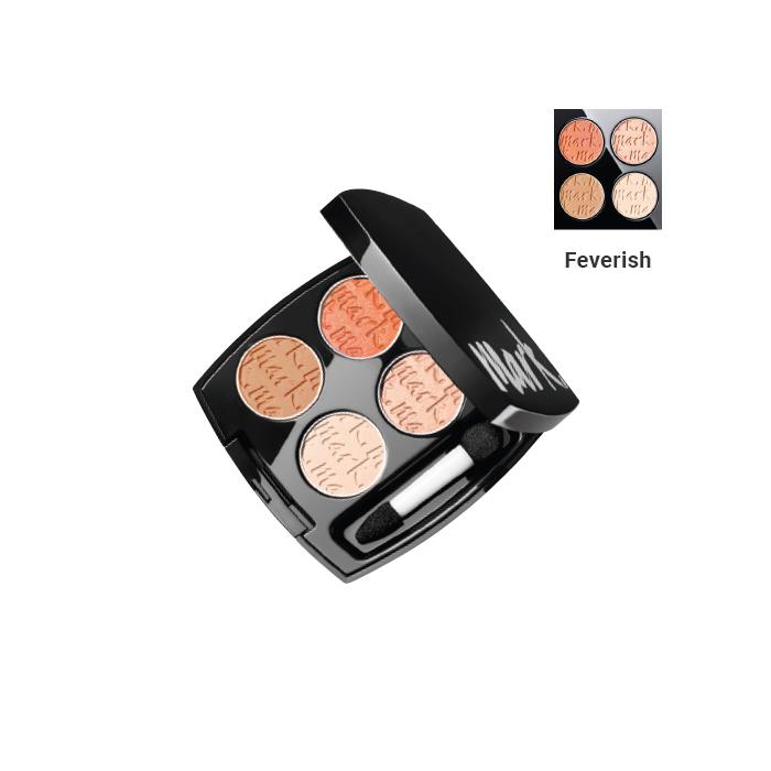 Epic Intense Mini-palette Ombre à paupières 5gr Feverish