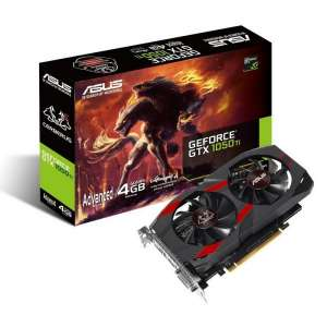 ASUS GeForce GTX 1050 Ti CERBERUS Advanced 4GB