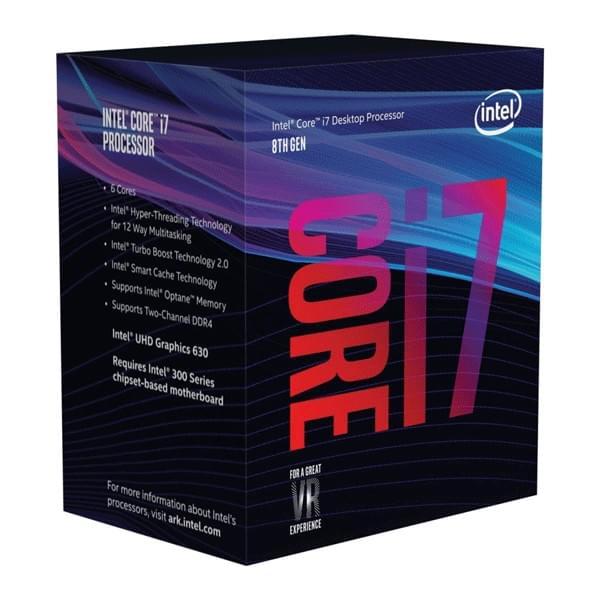 Intel Core i7 8700K (3.7 GHz)