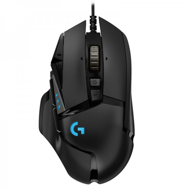 Logitech G502 Hero RGB
