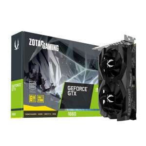 ZOTAC GeForce GTX 1660 Twin Fan 6GB GDDR5