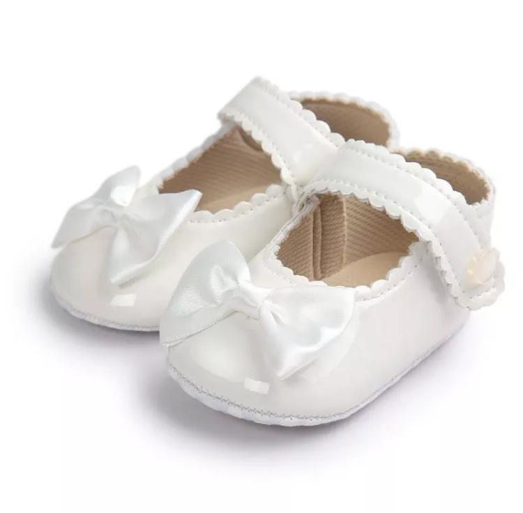 Chaussures Angela, Blanc, 6-12 Mois