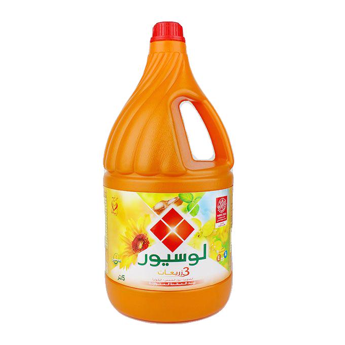 Lesieur huile de table, 500cl