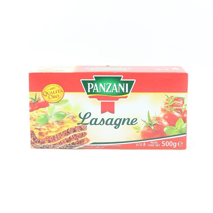 Panzani Lasagnes, 500g
