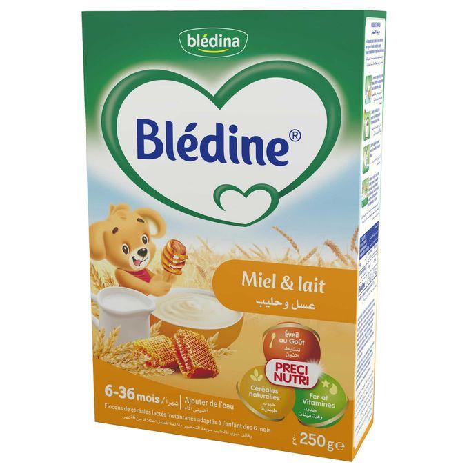Blédina miel & lait, 250g