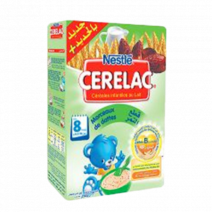 Nestle Cerelac Dates, 200g