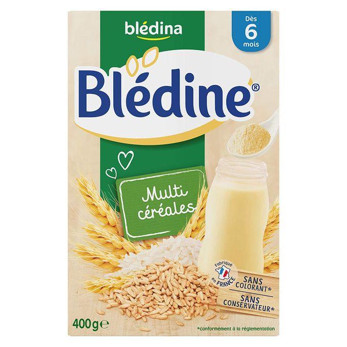 bledina saveur Multi Céréales, 400g, des 6 mois