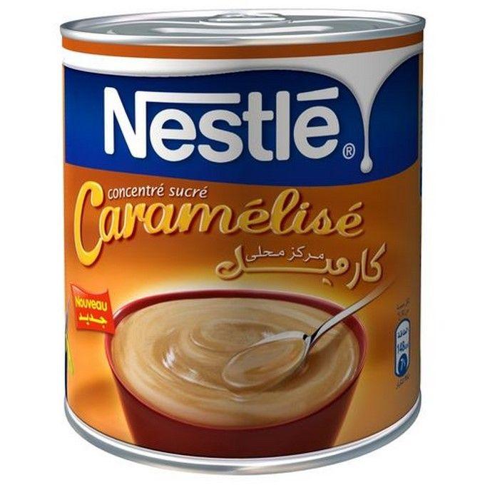 Nestle Lait Concentré Sucré Caramel 397g