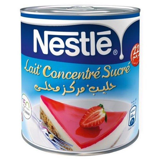 Nestle Lait Concentré Sucré 397g