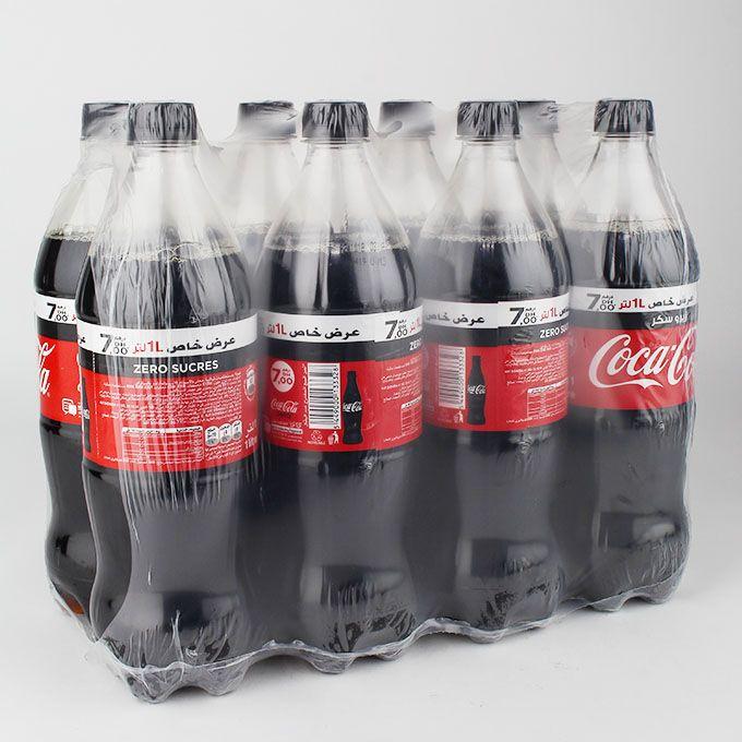Coca Cola Zero Pack 8x1l