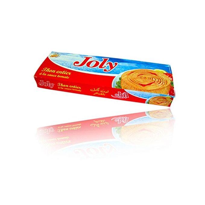 Joly Thon Sandwich A La Sauce Tomate