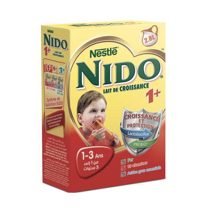 Nestle Nido 1+ Lait de Croissance 400 g
