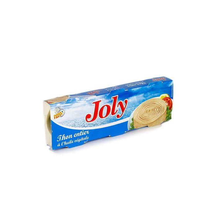Joly Thon à L'huile Végétale