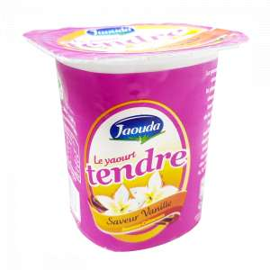 Le Yaourt Tendre Vanille Jaouda 110g