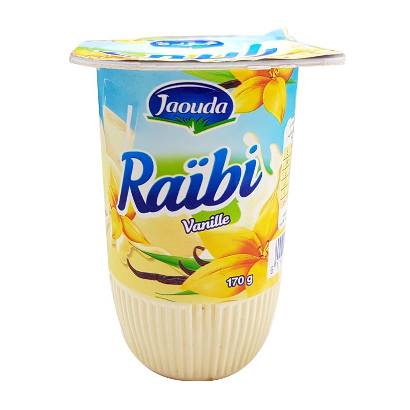 Raïbi Vanille Pot JAOUDA 170 g