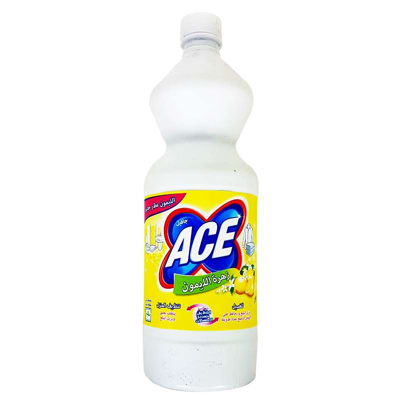 Eau De Javel Ace Citron 1l