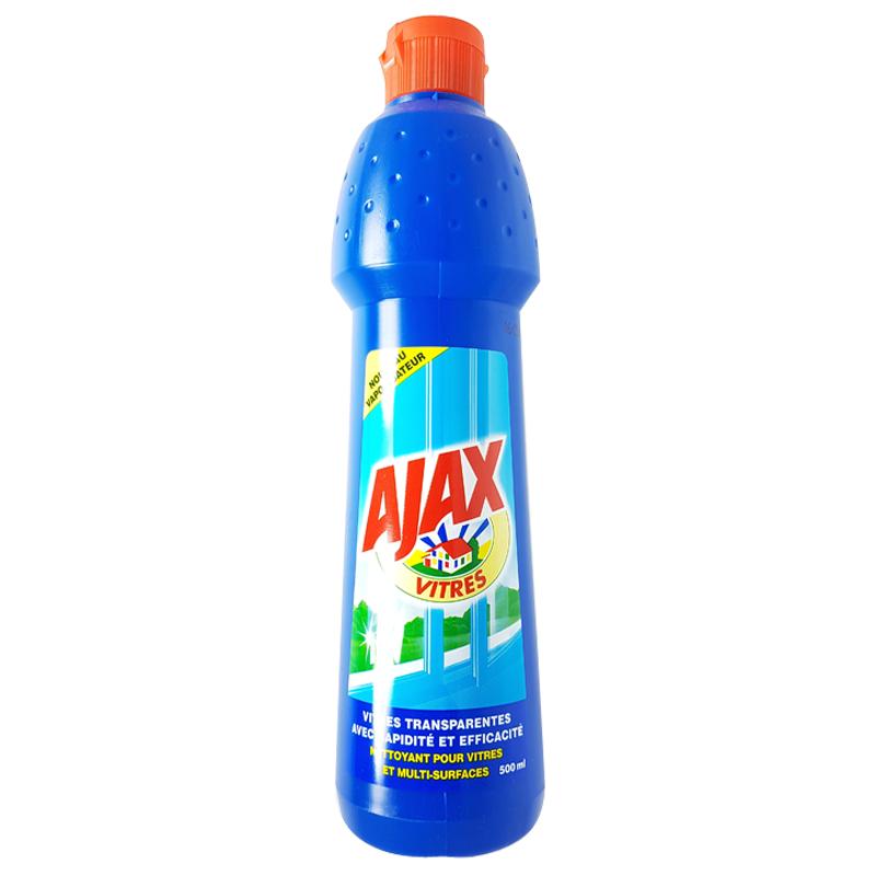 Nettoyant Pour Vitres Et Multisurfaces Ajax 500ml