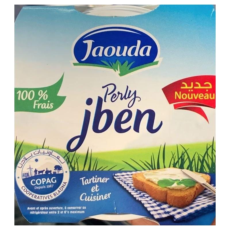 Perly Jben 100% Frais Jaouda 150g