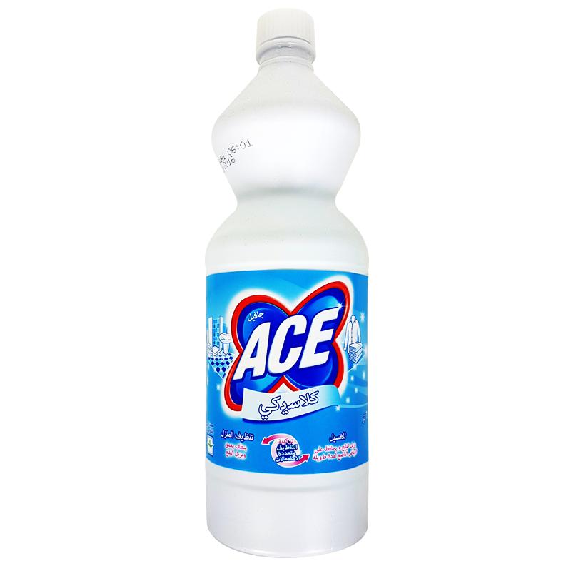 Eau De Javel Ace Classic 1l