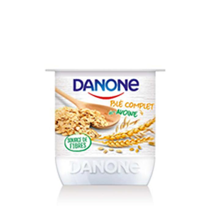 Danone, Blé complet avoine, 110g