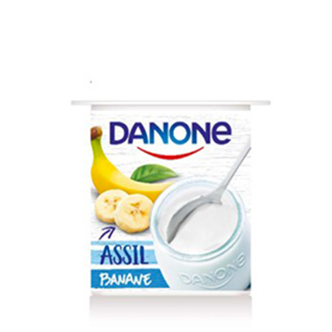 Danone, Banane, 110g