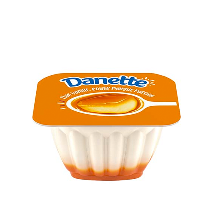 Danone Danette, Flan mangue, 80g