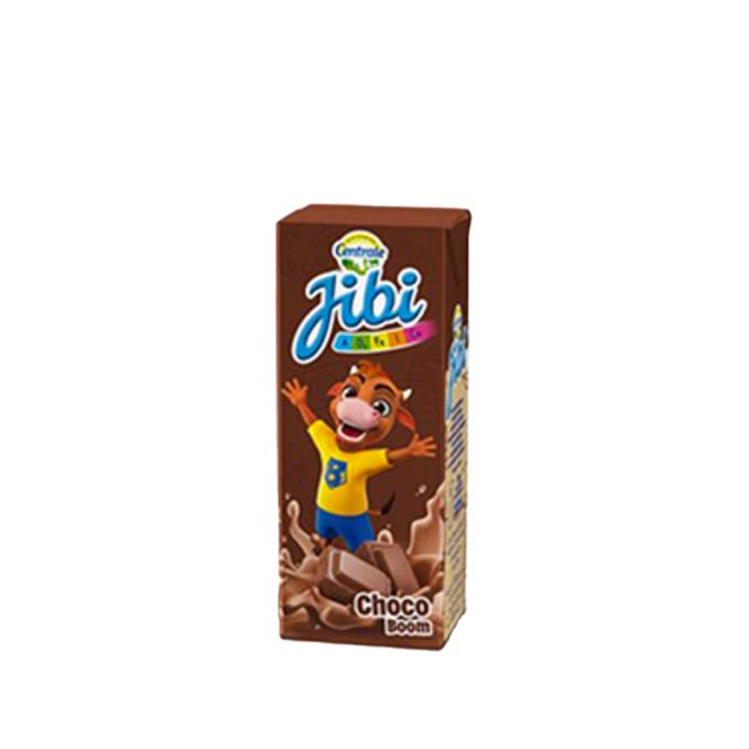 Danone lait jibi, Chocolat, 200ml