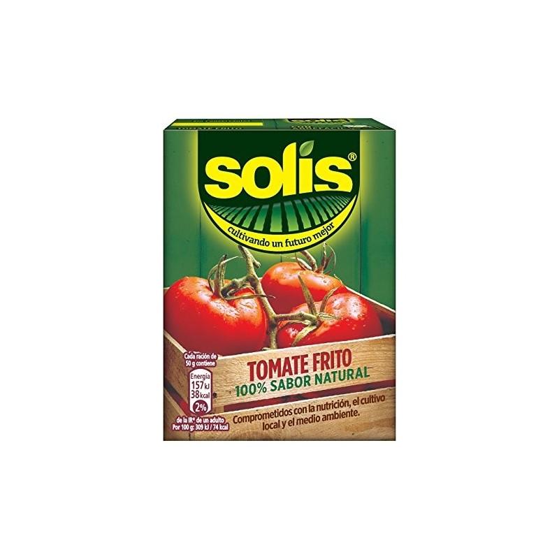 Tomate Frito Solís 350g