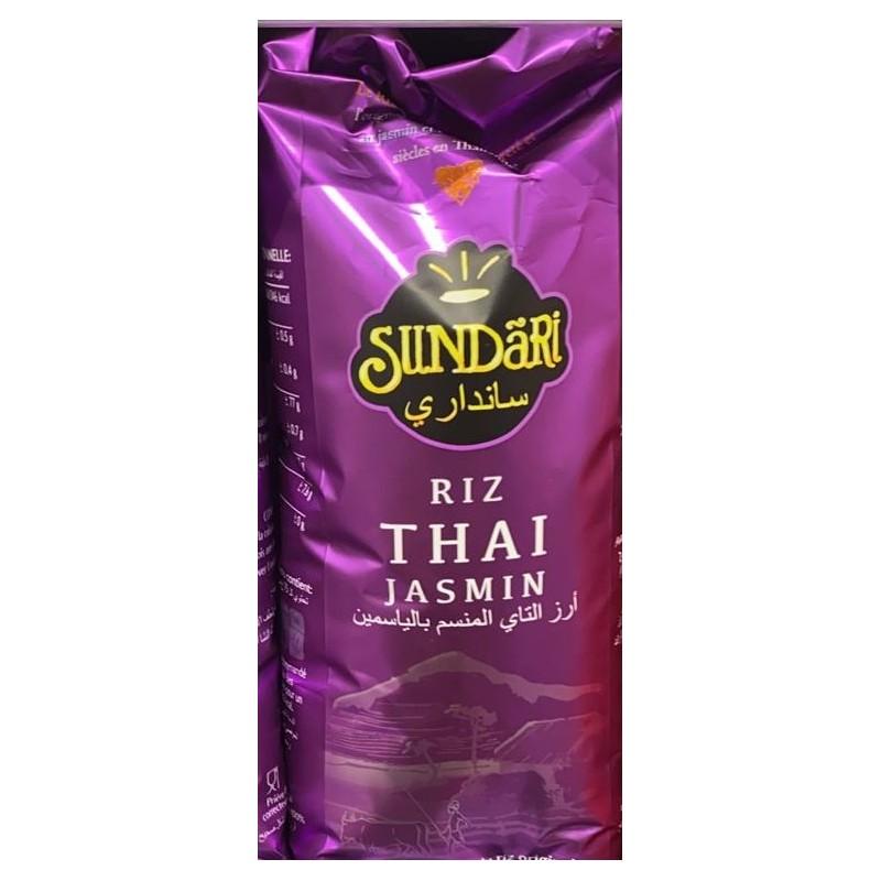 Riz Thai Jasmin Sundari 500 G