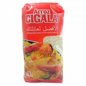 Riz Semi Long Blanc Cigala 1kg