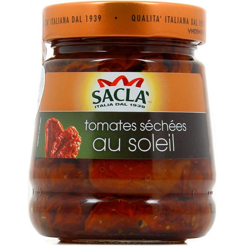 Tomates Sechées Au Soleil Sacla 280g