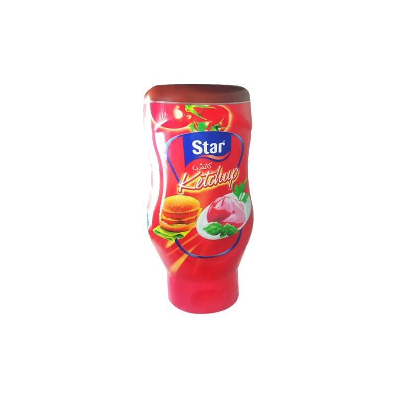 Ketchup Star 330g