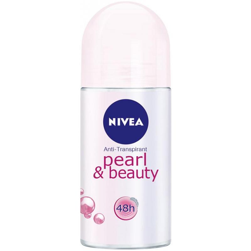 Déobille Anti-Transpirant Pearl Beauty 48h Nivea 50ml