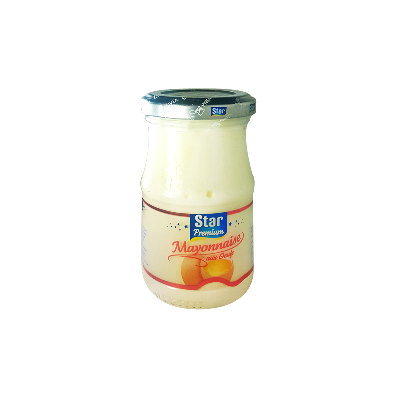 Mayonnaise aux Œufs Star Premium 185ml