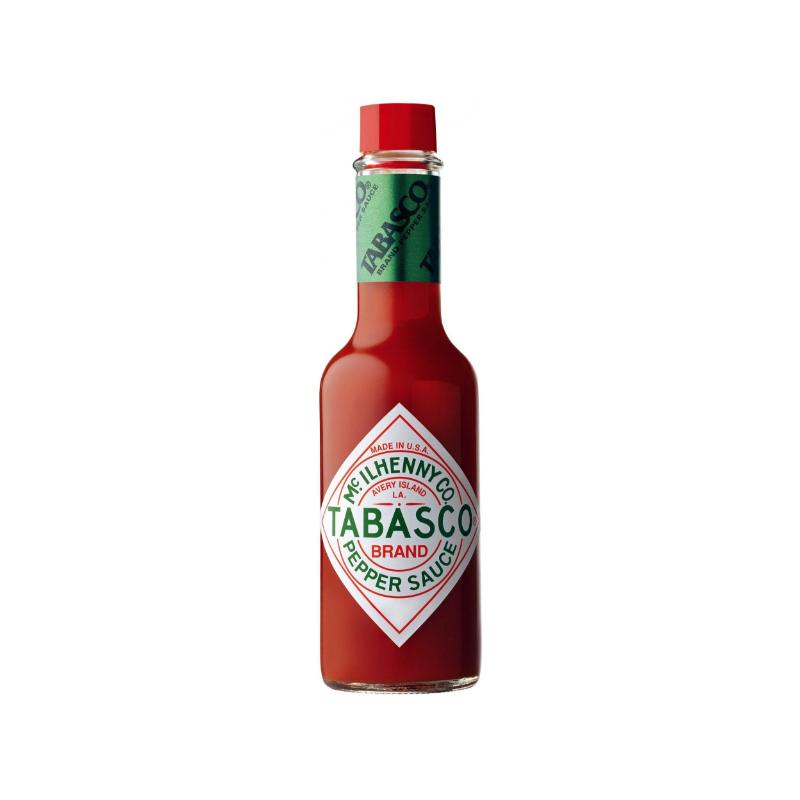 Sauce Piment Rouge Tabasco 60ml