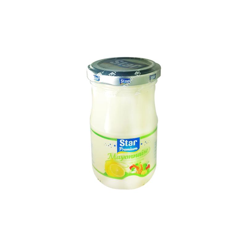 Mayonnaise au Citron Star Premium 185ml