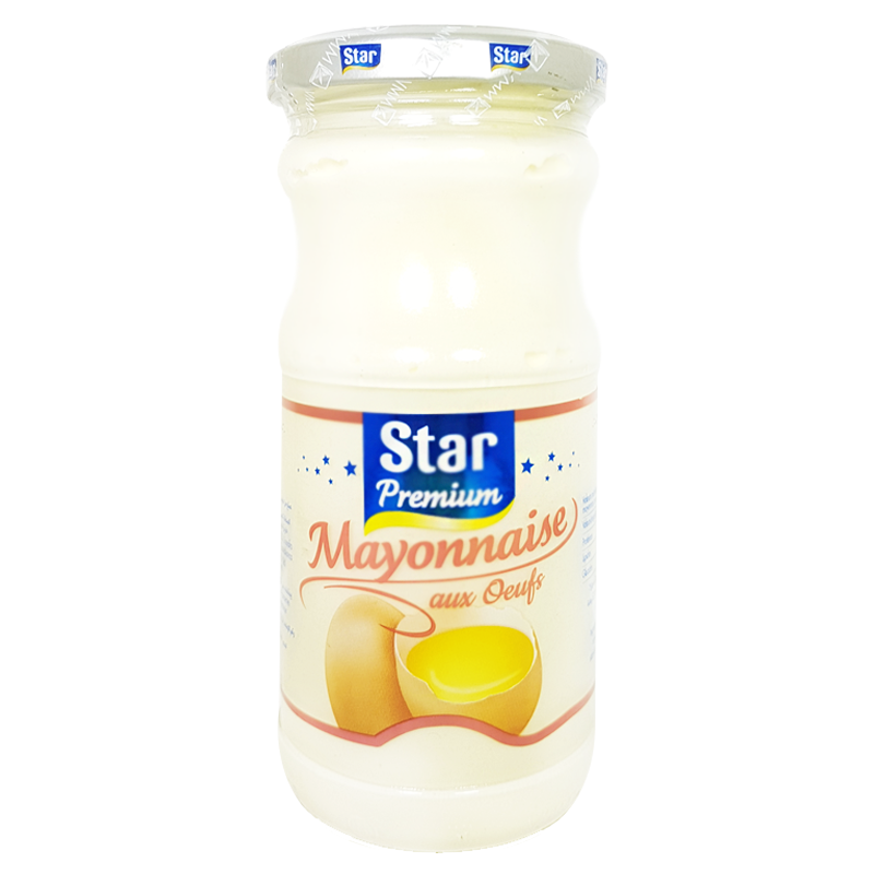 Mayonnaise aux Œufs Star 330ml