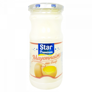 Mayonnaise aux Œufs Star 330ml