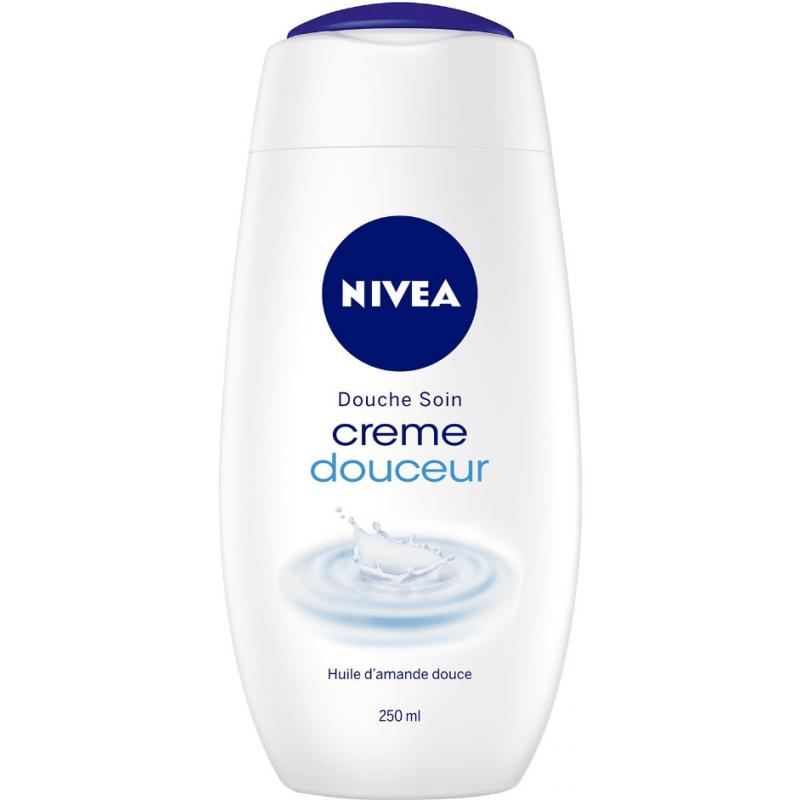 Crème Douche Douceur Soin Huile d'Amande Douce Nivea 250ml