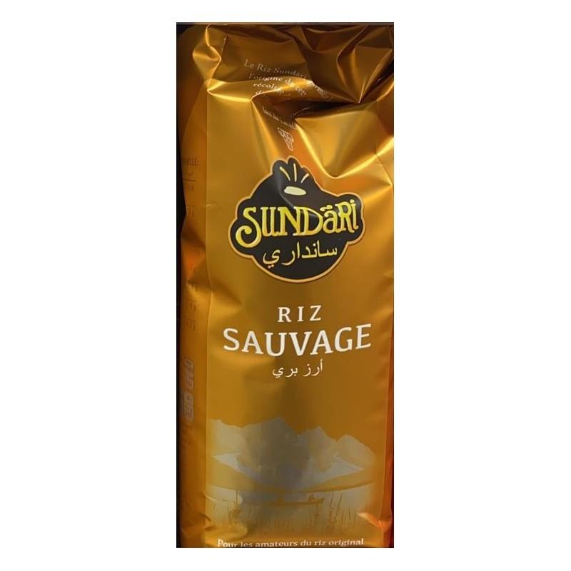 Riz Sauvage Sundari 500G