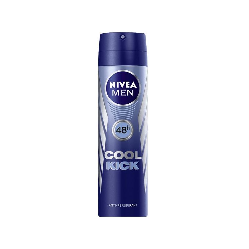Déodorant Anti-Transpirant Cool Kick Nivéa 200ml